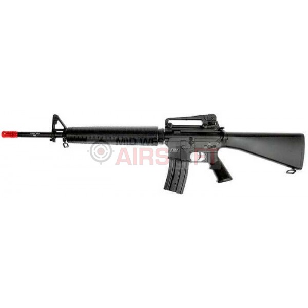 AGM034 M16 A3 Airsoft Rifle - Mid-West Airsoft M16 Airsoft