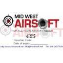 Mid West Airsoft Voucher €25